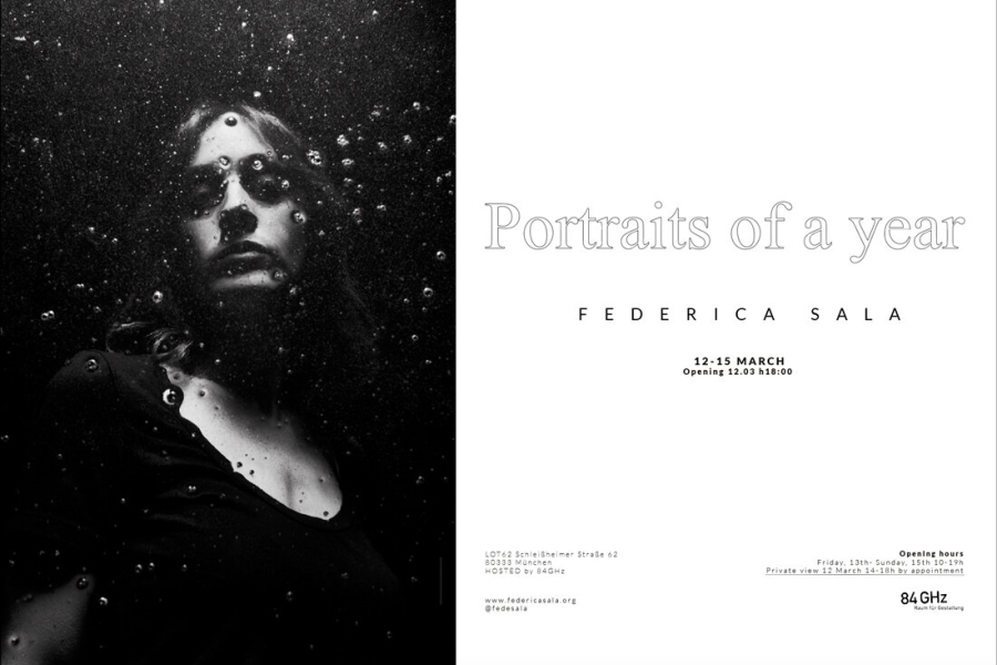 Portraits of a year - FEDERICA SALA