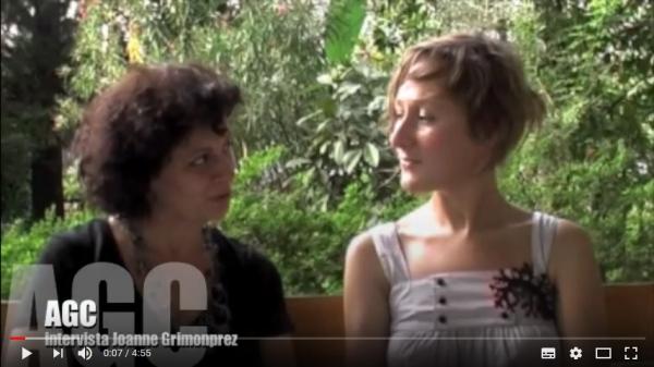 AGC Intervista Joanne Grimonprez