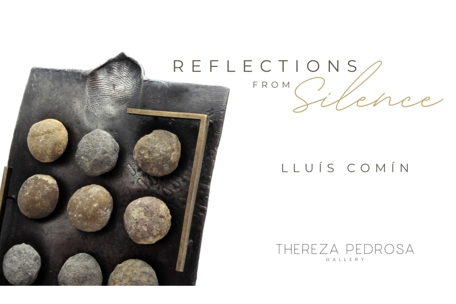 """Reflections from the Silence"" by Lluís Comín"