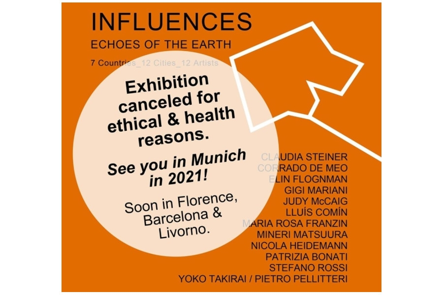 Influences - Echoes of the earth | EVENTO ANNULLATO