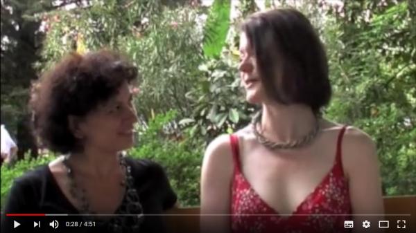 AGC intervista Fiona Wright