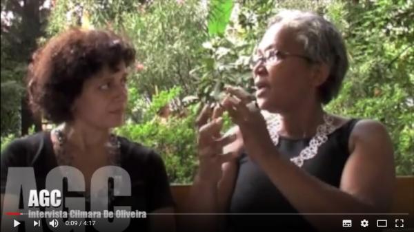 AGC intervista Cilmara De Oliveira